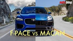 100 Porsche Truck Price Video Jaguar FPace S Vs Macan Turbo Autoblog