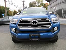 2016 Used Toyota Tacoma Limited Double Cab 4WD V6 Automatic At ...