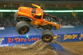 100 Monster Truck Show WIN Rev Up For Jam Highway Mail