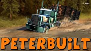 Spin Tires | Peterbuilt Logging Truck With Trailer Vs The Towing ... Classic Log Truck Simulator 3d Android Gameplay Hd Vido Dailymotion Mack Titan V8 Only 127 Log Clean Truck Mod Ets2 Mod Drawing Games At Getdrawingscom Free For Personal Use Whats On Steam The Game Simula Transport Company Kenworth T800 Log Truck Download Fs 17 Mods Free Community Guide Advanced Tips And Tricksprofessionals Hayes Pack V10 Fs17 Farming Mod 2017 Manac 4 Axis Trailer Ats 128 129x American Kw Eid Ul Azha Animal Game 2016 Jhelumpk