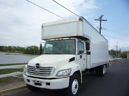 100 Moving Truck For Sale USED 2006 HINO 268 MOVING TRUCK FOR SALE IN IN NEW JERSEY 11364