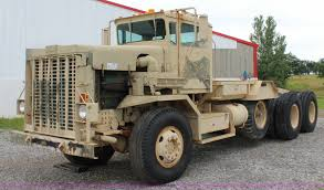 1979 Oshkosh M911 Semi Truck | Item J5954 | SOLD! July 29 Ve... M1070 Okosh Marltrax Equipment Supply 2001 Kosh Military Truck For Sale Auction Or Lease Kansas Defense Awarded Contract To Hemtt Tactical Trucks 7 Used Vehicles You Can Buy The Drive Dealerss Dealers Army Sparks A War Breaking Industry News Analysis And Undefined Projects Try Pinterest Tractor Vehicle Cars Jltv First Review Motor Trend Us Armys Uparmored Humvee Replaced By The Joint Trailer Can Sell Used Trailers In Any Cdition From You Owner Is Okosh 8x8 Cargo A Good Daily