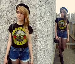 leanne d h u0026m bowler hat band tee levi u0027s high waisted shorts