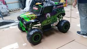 Grave Digger Power Wheels - Softer Spring Upgrade - YouTube Grave Digger Truck Wikiwand Hot Wheels Monster Jam Vehicle Quad 12volt Ax90055 Axial 110 Smt10 Electric 4wd Rc 15 Trucks We Wish Were Street Legal Hotcars Ride Along With Performance Video Truck Trend New Bright 18 Scale 4x4 Radio Control Monster Wallpapers Wallpaper Cave Power Softer Spring Upgrade Youtube For 125000 You Can Buy Your Kid A Miniature Speed On The Rideon Toy 7 Huge Monster Jam Grave Digger Hot Wheels Truck