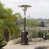 Living Accents Patio Heater Inferno by Amazon Com The Inferno Central Flame Lp Gas Patio Heater Finish