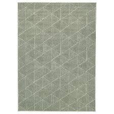 stenlille teppich kurzflor grün 170x240 cm