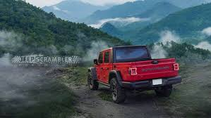 Jeep Wrangler Pick Up Truck | 2019 2020 Top Car Models