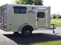Cargo Trailer Camper Build Photos