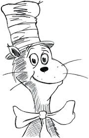Cat In The Hat Coloring Pages Momjunction Activities Kindergarten Cry Adult Fish Full Size