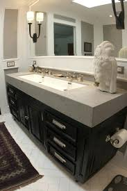 trough sink for bathroomsinks trough sink bathroom sink double