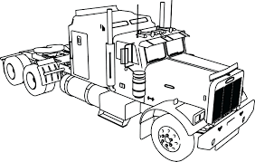 Strange Trucks Pictures To Color Startling Colouring Pages Monster ...