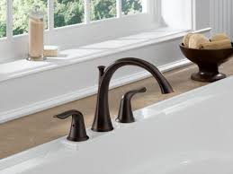 Delta Trinsic Widespread Bath Faucet by Delta Trinsic Bathroom Faucet Dact Us