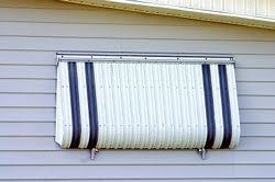 Window awnings – today s best window awning choices