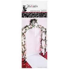 Hobby Lobby Pre Lit Christmas Trees Instructions by 7 U0027 White Decorative Wedding Arch Hobby Lobby 227561