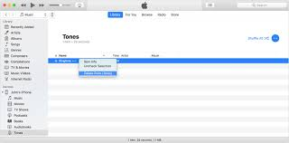 Use tones and ringtones on your iPhone iPad or iPod touch