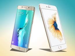 Apple iPhone 6s Plus vs Samsung Galaxy S6 Edge the weigh in