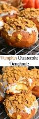 Pumpkin Spice Dunkin Donuts Vegan by Cheesecake Pumpkin Doughnuts With Gingersnap Crumb Will Cook For