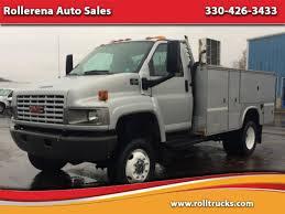 100 Gmc C4500 Truck 2006 GMC East Palestine OH 5005094342