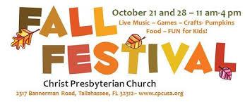 Pumpkin Patch Church Tallahassee by Fall Festival At Christ Presbyterian Church Tallahassee