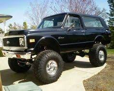 Chevy Blazer I Miss This Great Truck