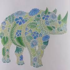 Millie Marotta Animal Kingdom Coloring BooksColouringAnimal