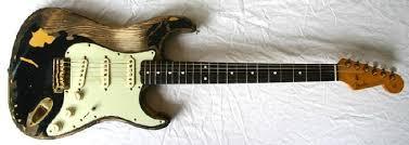 Custom Guitar Fender Relic