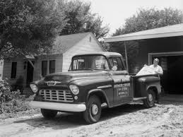 100 1955 Chevrolet Truck Pressroom United States Images