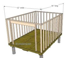 12x16 Slant Roof Shed Plans by Gable Shed Roof Building A Shed Roof Shed Roof Construction