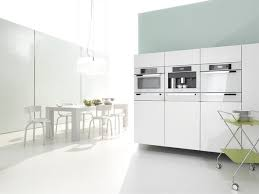 Contemporary Kitchen Miele For IMM Living Show The Latest White Appliances