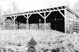 Livestock Loafing Shed Plans by Beef Cattle Housing U0026 Equipment Center For Agriculture Food And