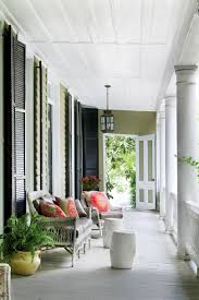Screened Porch Decorating Ideas Pictures by Porch And Patio Design Inspiration Southern Living