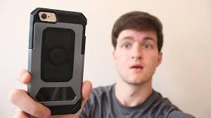 BEST iPHONE 6 CASE Rokform Fuzion RMS Case