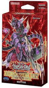 Yugioh Starter Deck Yugi Reloaded Opening by Amazon Com Yugioh Dinosmasher U0027s Fury 2017 English Structure Deck