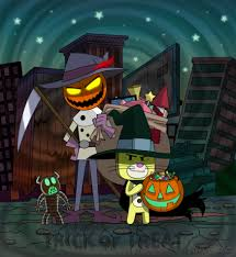 Underfist Halloween Bash Dvd by 100 Billy And Mandy Jacked Up Halloween Would You Like A