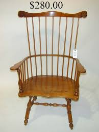 Jfk Rocking Chair Auction by Hap Moore Antiques Auctions November 22 2008