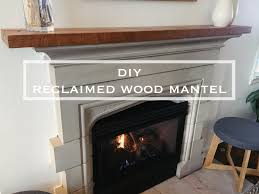 DIY Reclaimed Wood Mantel - My Simply Simple Reclaimed Fireplace Mantels Fire Antique Near Me Reuse Old Mantle Wood Surround Cpmpublishingcom Barton Builders For A Rustic Or Look Best 25 Wood Mantle Ideas On Pinterest Rustic Mantelsrustic Fireplace Mantelrustic Log The Best