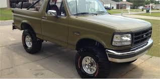 1996 Ford Bronco Interior Panels   BradsHomeFurnishings