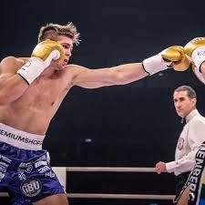 Boxen Vincent Feigenbutz Verteidigt IBFTitel Gegen Ryno Liebenberg