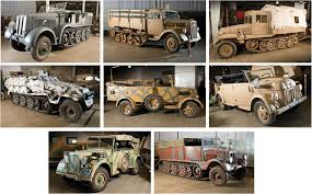 The Emblematic Collection Of German WWII Half-tracks Sold At Auction ... 1986 Chevrolet D30 Military Pickup Truck Cucv For Auction Municibid Belarus Is Selling Its Ussr Army Trucks Online And You Can Buy One Auctions America To Sell Littlefield Collection Of Historic Military Vintage Military Vehicle Sales And Restoration Hungary Hungarian Ended Absolute Kimerling Parts Day 2 Rolling Sold Ferret Scout Mk Vehicle Lot 9 Shannons Witham Surplus Vehicles Tanks Afvs April Tender Jeegypsys All Through What When Where How Humvee Hammers Home Strong Prices Fj 70 Toyota Land Cruiser Legendary Series Bought From Army 1972 Semi Truck Item Da2418 Sold November 16 T
