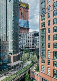 Culture Shed Hudson Yards by What The Architects Of The High Line Are Up To Next Wsj