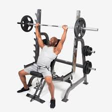 Buy Goplus Preacher Curl Weight Bench Seated Arm Isolated Barbell