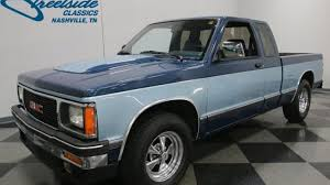 1992 GMC Sonoma For Sale Near LaVergne, Tennessee 37086 - Classics ... 1991 Gmc Sonoma Overview Cargurus 2001 Well Done Mini Truckin Magazine Xenon 5508 Rear Roll Pan Fits 9404 S10 Pickup Ebay Everydayautopartscom 03 04 Chevrolet Crew Cab 2003 Sls Biscayne Auto Sales Preowned Dealership Autoandartcom 00 01 02 Chevy Fleetside Cowboy Trailer Sonoma Sl5 Ext 4wd Wikipedia A 383 Stroker Powered 1997 Icuh8tn Old Abandoned Truck In Field By Side Of Road County 1994 Sle Pickup Item G7183 Sol