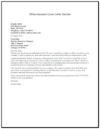 Medical Assistant Cover Letter With No Experience Sample For Of Experien