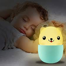 nachtlicht led nachttischle baby pomisty