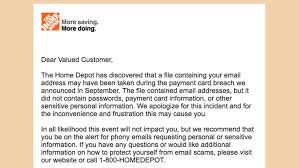 Receiving email from Home Depot Here s how to tell if it s legit