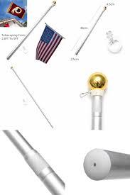 Flagpole Christmas Tree Uk by The 25 Best Telescoping Flagpole Ideas On Pinterest Best