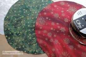 Fuse The Interfacing To Back Side Of Outer Fabric
