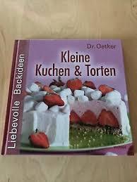 dr oetker kleine kuchen torten weltbild kochbuch buch