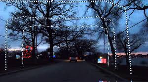 Olin Park lights December 29 2014