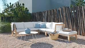 sichtschutz im garten terrasse balkon bambus holz co